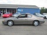 2003 Chevrolet Monte Carlo Bronzemist Metallic