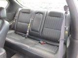 2003 Chevrolet Monte Carlo SS Rear Seat