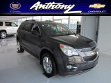 2013 Tungsten Metallic Chevrolet Equinox LT AWD #69029297