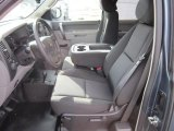 2013 Chevrolet Silverado 1500 LS Extended Cab 4x4 Front Seat