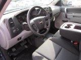 2013 Chevrolet Silverado 1500 LS Extended Cab 4x4 Dark Titanium Interior