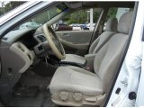 2002 Honda Accord LX Sedan Front Seat