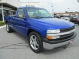 2001 Chevrolet Silverado 1500 LS Regular Cab Front 3/4 View