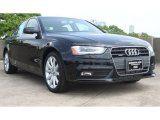 2013 Brilliant Black Audi A4 2.0T quattro Sedan #69029264