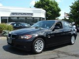 2006 Black Sapphire Metallic BMW 3 Series 325xi Sedan #69028555