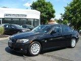 2009 Black Sapphire Metallic BMW 3 Series 328xi Sedan #69028553