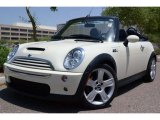 2007 Pepper White Mini Cooper S Convertible #69028545