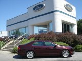 2011 Bordeaux Reserve Metallic Ford Fusion SEL V6 #69028530