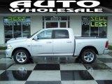2012 Bright Silver Metallic Dodge Ram 1500 Sport Crew Cab #69028898