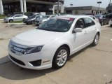 2011 White Suede Ford Fusion SEL #69028884