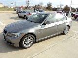 2010 Space Gray Metallic BMW 3 Series 328i Sedan #69028866