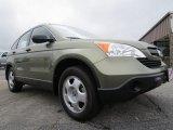 2008 Green Tea Metallic Honda CR-V LX #69028809