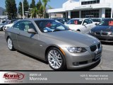 2010 Platinum Bronze Metallic BMW 3 Series 328i Convertible #69028796