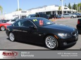 2007 Black Sapphire Metallic BMW 3 Series 328i Convertible #69028794