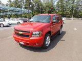 2013 Chevrolet Tahoe Victory Red