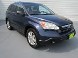 2008 Royal Blue Pearl Honda CR-V EX #69028767