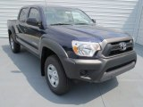 2012 Nautical Blue Metallic Toyota Tacoma V6 Double Cab 4x4 #69028766