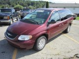 2003 Deep Molten Red Pearl Chrysler Town & Country LX #69028741