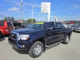2012 Nautical Blue Metallic Toyota Tacoma V6 TRD Double Cab 4x4 #69028739