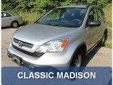 2009 Alabaster Silver Metallic Honda CR-V LX 4WD #69029033