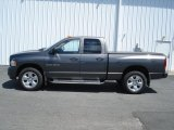 2002 Graphite Metallic Dodge Ram 1500 SLT Quad Cab 4x4 #69094526