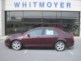 2012 Bordeaux Reserve Metallic Ford Fusion SE #69094235