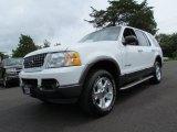 2004 Oxford White Ford Explorer XLT 4x4 #69094520