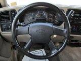 2004 Chevrolet Silverado 1500 LS Extended Cab 4x4 Steering Wheel