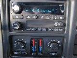 2004 Chevrolet Silverado 1500 LS Extended Cab 4x4 Audio System