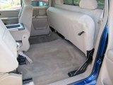 2004 Chevrolet Silverado 1500 LS Extended Cab 4x4 Rear Seat