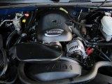 2004 Chevrolet Silverado 1500 LS Extended Cab 4x4 5.3 Liter OHV 16-Valve Vortec V8 Engine