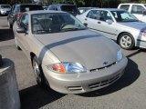 2002 Sandrift Metallic Chevrolet Cavalier Coupe #69094502
