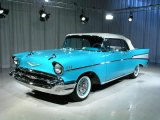 1957 Chevrolet Bel Air Turquoise