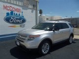 2013 Ingot Silver Metallic Ford Explorer XLT #69093897
