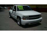 2002 Summit White Chevrolet Silverado 1500 Work Truck Regular Cab #69094184