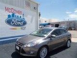 2012 Sterling Grey Metallic Ford Focus SEL Sedan #69093888