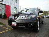 2010 Super Black Nissan Murano SL AWD #69094139