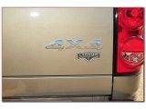 2008 Dodge Ram 3500 Laramie Quad Cab 4x4 Marks and Logos