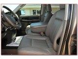 2008 Dodge Ram 3500 Laramie Quad Cab 4x4 Khaki Interior
