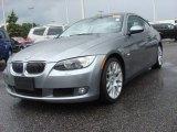 2007 Space Gray Metallic BMW 3 Series 328i Coupe #69093862