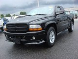 2004 Black Dodge Dakota Stampede Club Cab #69093861