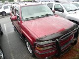 2004 Sport Red Metallic Chevrolet Tahoe Z71 4x4 #69094123