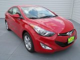 2013 Volcanic Red Hyundai Elantra Coupe GS #69094083