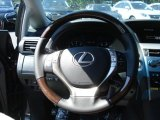 2013 Lexus RX 350 AWD Steering Wheel