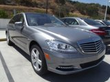 2013 Palladium Silver Metallic Mercedes-Benz S 550 Sedan #69093776