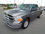 2012 Mineral Gray Metallic Dodge Ram 1500 SLT Quad Cab #69094315