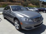 2013 Palladium Silver Metallic Mercedes-Benz S 550 Sedan #69093773