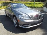 2013 Palladium Silver Metallic Mercedes-Benz S 550 Sedan #69093772