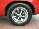 MG MGB Roadster Wheels and Tires