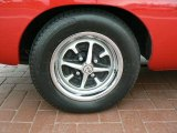 MG MGB Roadster 1978 Wheels and Tires